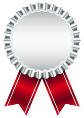 Award Badge Silver