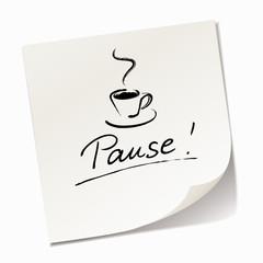 Pause!