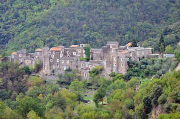 Colletta di Castelbianco, antico villaggio italiano