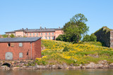 View of Suomenlinna fortress, Finland