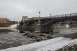 Ice-drift in Vilnius