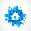 social media real estate network