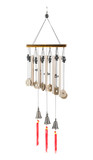 Chinese wind chime poster