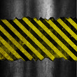 Grunge metal and stripes background