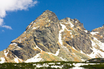 High Tatra Mountains, Karb and Koscielec