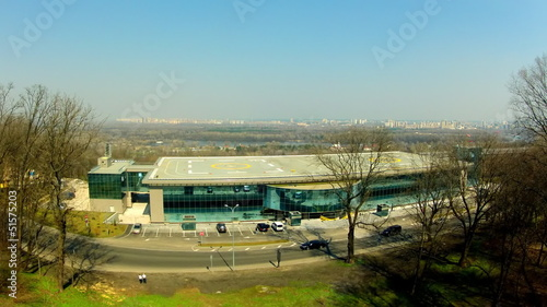 heliport in Kyiv