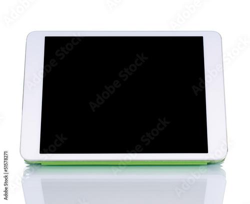 Touchpad mit Blanko Bildschirm