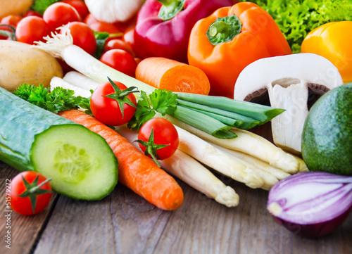 Gemüse - 51579272