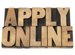apply online in wood type