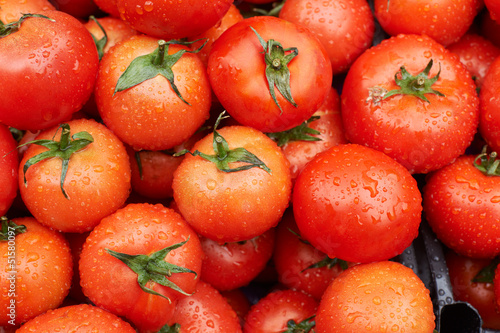 Ripe tomato for sale