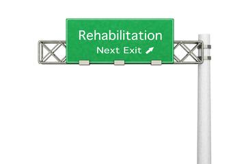 Nächste Ausfahrt - Rehabilitation