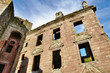 Nithsdale Lodging at Caerlaverock Castle