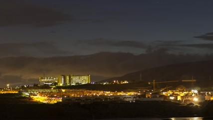 time lapse ciudad
