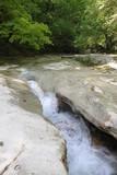 Ruisseau de la Vézéronce, Surjoux, France