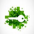 positive key icon