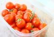 barquette de tomates cerises