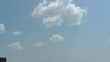 Memphis Sky Panorama