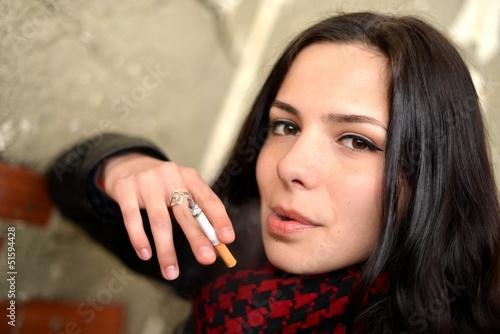 Femmes qui fument