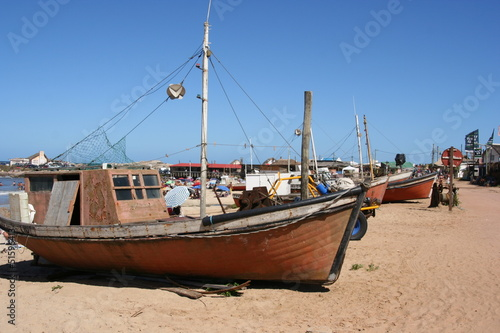 Punta del Diablo, Uruguay, backpacking in South-America