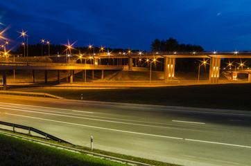 Viaduct in Vilnius, Lazdynai