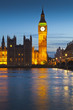 Houses of Parliament, iconic Big Ben (1834), London, UK