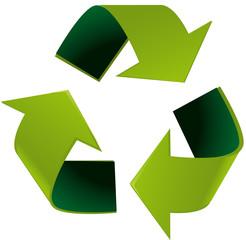 Symbole recyclable