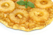 tarte tatin aux ananas