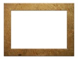 Chipboard Frame poster