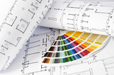 Blueprints and color guide