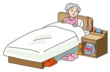 防災_就寝中の対策