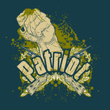 Patriot fist