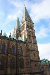 Cathedral of Bremen, Germany