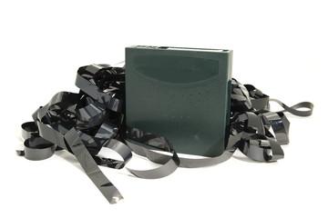 Tangled Backup Tape