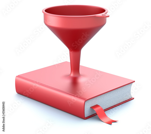 Funnel in the book