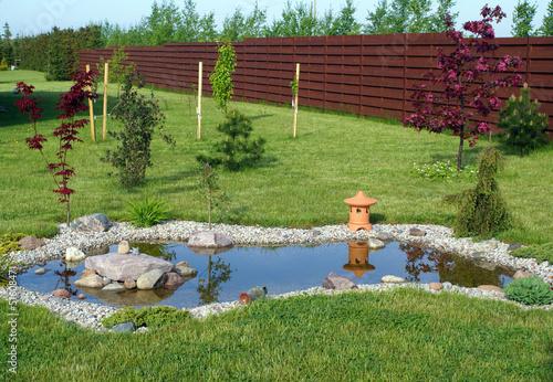 Aluminium Water planten Garden pond