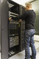 Installing Rack Server