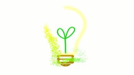 Bombilla ecológica