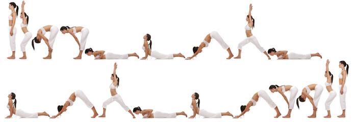 suryanamascara yoga