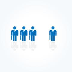businessman group