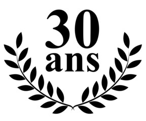 Lauriers 30 ans