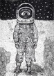 amazement astronaut - 51620239