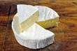 French Camembert cheese of Normandy