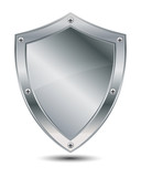 Shield Icon_Silver