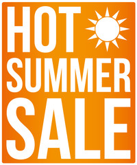 Hot Summer Sale - Sommer Angebot