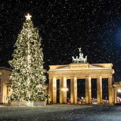 brandenburger tor weihnachten