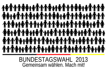 Bundestagswahl 2013