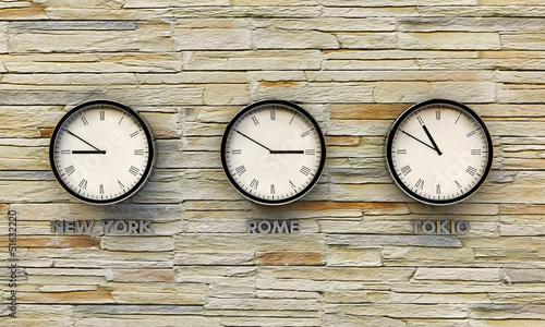 Clock Homework