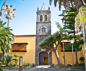 Instituto de Canarias in San Cristobal de la Laguna, Tenerife, S