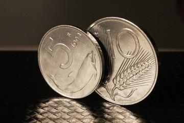 lire coins