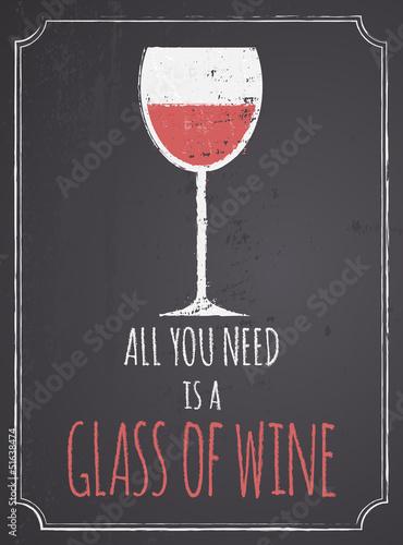 Tafel Rotwein Design